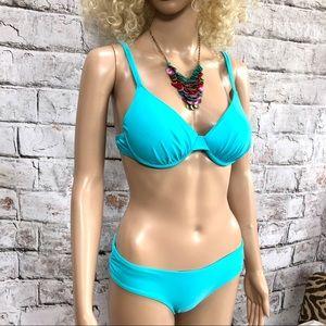 Quintsoul Essentials Aqua Bikini Set S